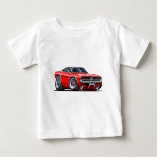 Coche del rojo del cargador de Dodge Camisetas