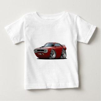 Coche Marrón-Negro 1971-72 del Roadrunner Camiseta