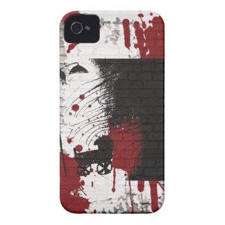 Cochecito solo iPhone 4 Case-Mate fundas