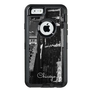 Coches céntricos de los hoteles de la Calle-vista Funda OtterBox Defender Para iPhone 6