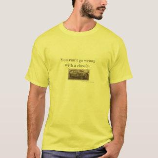 coches clásicos camiseta