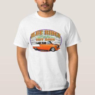 Coches de carreras azules de Ridge Camiseta