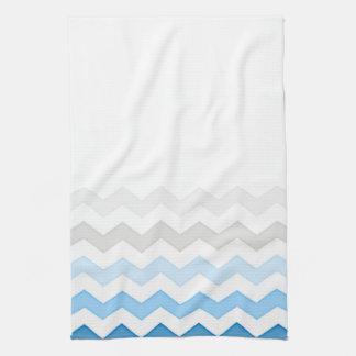 Cocina del mar y de la tierra/toalla de mano del toallas de mano