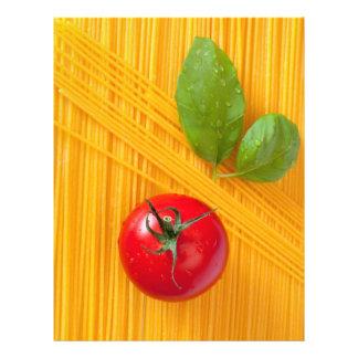 Cocina italiana folleto 21,6 x 28 cm
