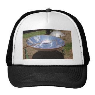 cocina solar gorras de camionero