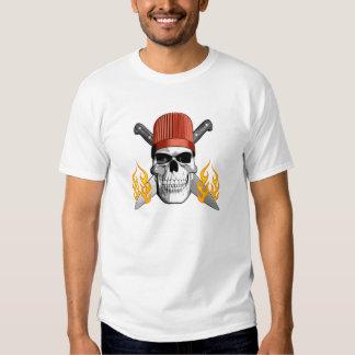 Cocinero caliente camisetas