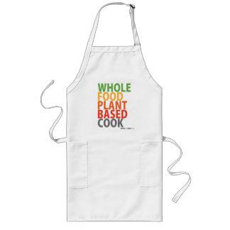 Cocinero de WFPB - delantal