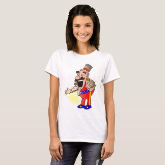 Cocinero del circo camiseta