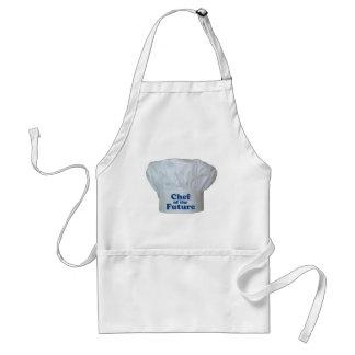 Cocinero del delantal futuro