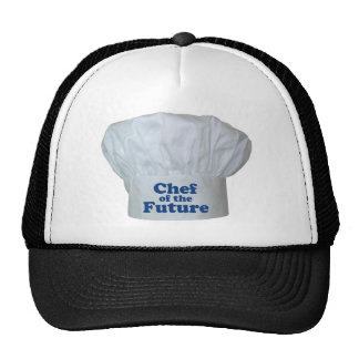 Cocinero del gorra futuro