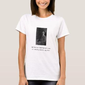Cocinero del sedero (Marion) Camiseta