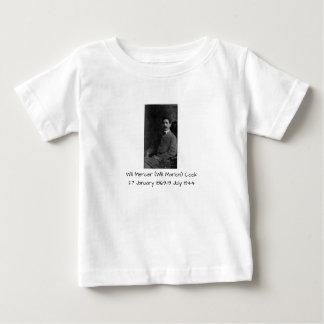 Cocinero del sedero (Marion) Camiseta De Bebé