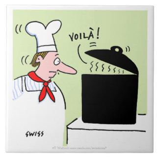 Azulejos franc s for Cocinero en frances