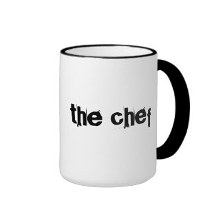 Cocinero fresco, taza nerviosa del regalo