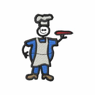Cocinero Polo Bordado