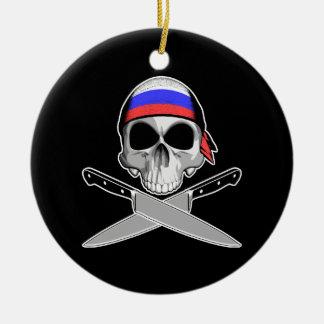 Cocinero ruso ornato