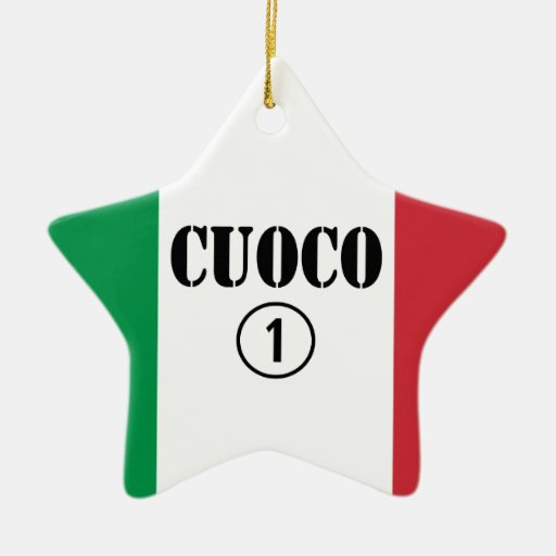 Cocineros italianos: Uno de Cuoco Numero Ornamente De Reyes