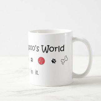 cockapoo taza de café