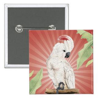 cockatoo moderno del vintage