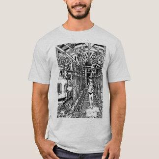 Cóclea y camiseta 1 de Eustachia