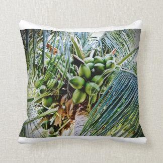 Coco - almohada de tiro - el Caribe