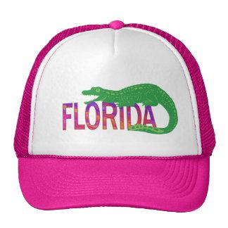 Cocodrilo de la Florida Gorros