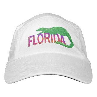 Cocodrilo de la Florida Gorra De Alto Rendimiento