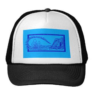 cocodrilo gorras de camionero