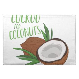 Cocos del cuco salvamanteles