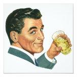 Cóctel del vintage, bebida de consumición del comunicados