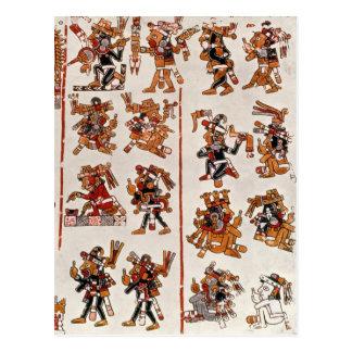 Códice mexicano postal