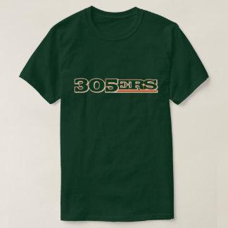 (código de área de Miami) camiseta 305ers