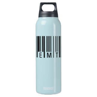 Código de barras de EMT Botella De Agua