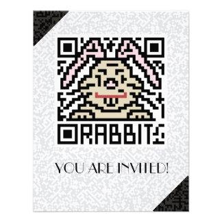 Código de QR el conejo Comunicados