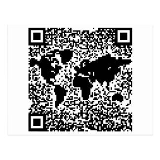 Código de QR - el mundo Postal