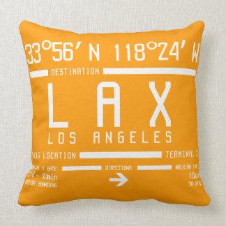 Código del aeropuerto de Los Ángeles Almohadas