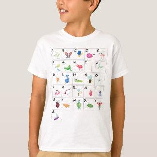 Código dominante - insectos camiseta