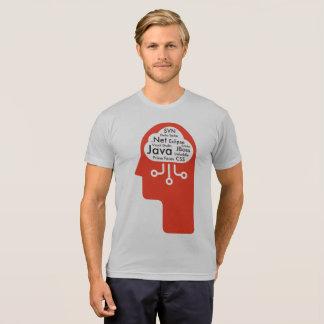 Código programado camiseta