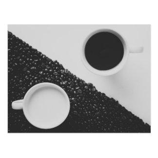 Coffe de Yin Yang Postal