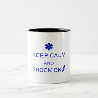 Coffe del ccsme o taza del té. Guarde la calma y…