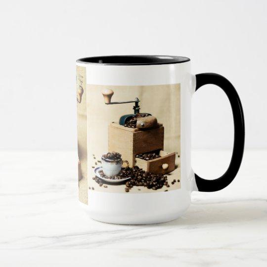 Coffee Mill - molinillo de café Taza