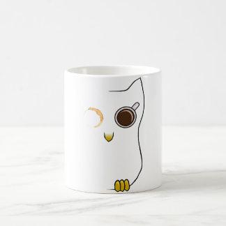 Coffee Owl Taza De Café