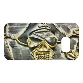Cofre del tesoro alegre del pirata de Rogelio Funda Samsung Galaxy S7