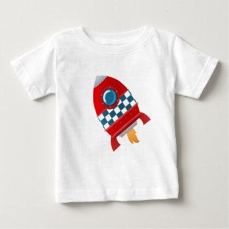 Cohete de espacio - camiseta