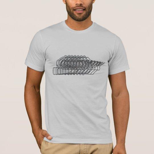 Cójanos si usted puede camiseta