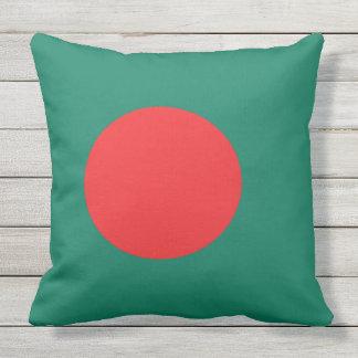Cojín De Exterior Bandera de Bangladesh