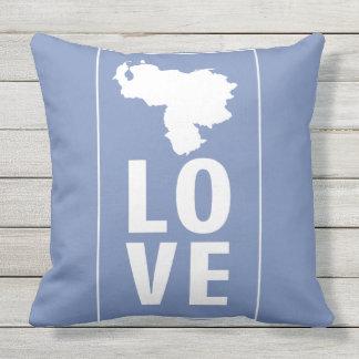 Cojín De Exterior Love Venezuela