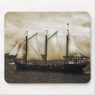 Cojín de ratón alto del Silva de la nave Alfombrilla De Ratón