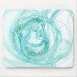 Cojín de ratón: ¡Arte abstracto único del fractal  Tapete De Raton