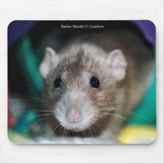 Cojín de ratón con una rata de lujo de Dumbo Alfombrilla De Ratón